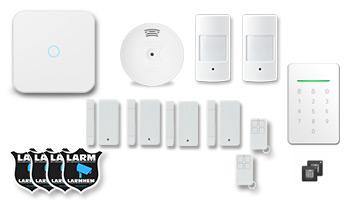 Tyroz smart hemlarm med gsm och lan + wifi